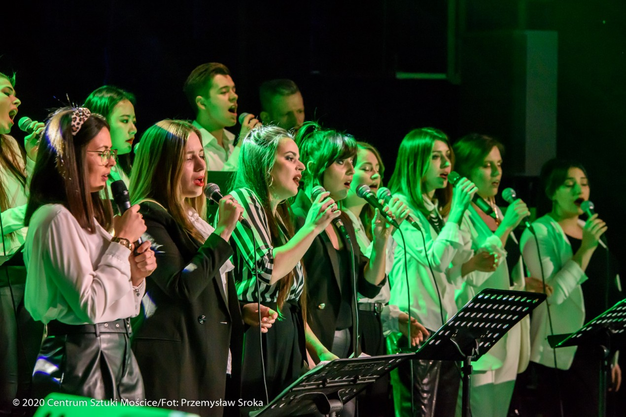 Koncert muzyki Michaela Jacksona - Keep the Faith